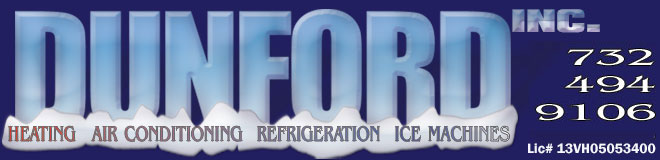 Dunford Heating and Refrigeration Header Image